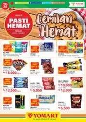 Cover Majalah Pasti HEMAT YOMART ED 22 Oktober 2017