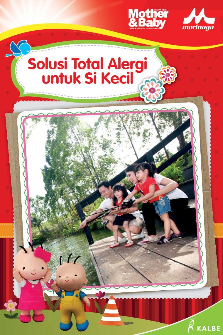 Majalah Digital Mother & Baby Indonesia Bonus Januari 2014