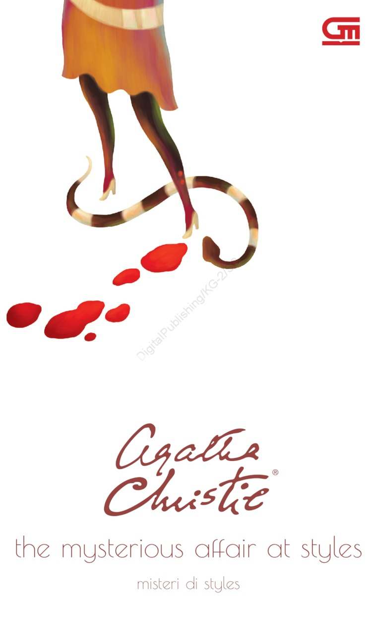 Misteri di Styles (The Mysterious Affair at Styles) by Agatha Christie Digital Book
