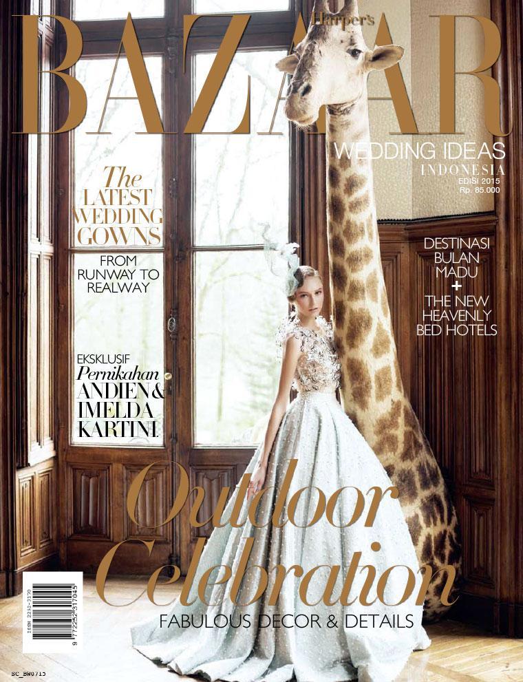 Harper's BAZAAR WEDDING IDEAS Indonesia Digital Magazine ED 01 2015