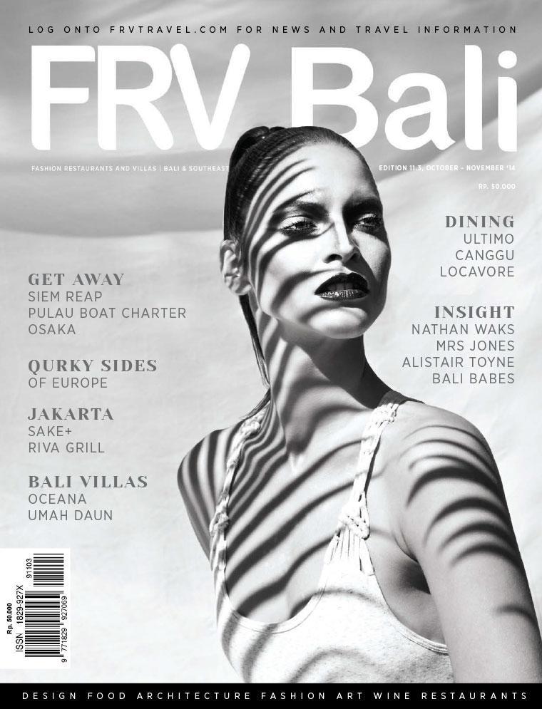 Majalah Digital FRV Travel Oktober–November 2014