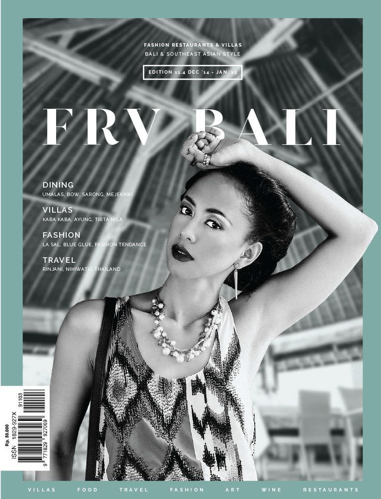Majalah Digital FRV Travel Desember–Januari 2015