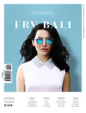 Cover Majalah FRV Bali Maret–Mei 2016