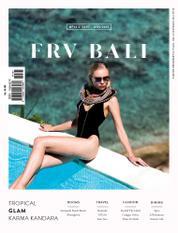 Cover Majalah FRV Bali September–November 2017