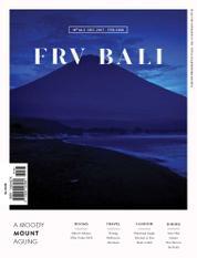 Cover Majalah FRV Bali Desember–Februari 2018