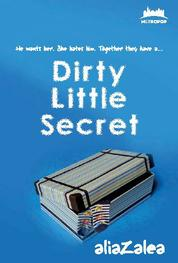 Cover MetroPop : Dirty Little Secret oleh Alia Zalea