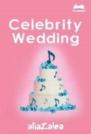 Cover Celebrity Wedding oleh Alia Zalea