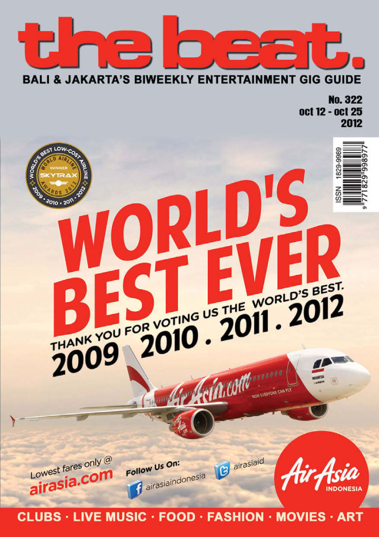 Jual Majalah The Beat Ed 322 2012 Gramedia Digital Indonesia 2009