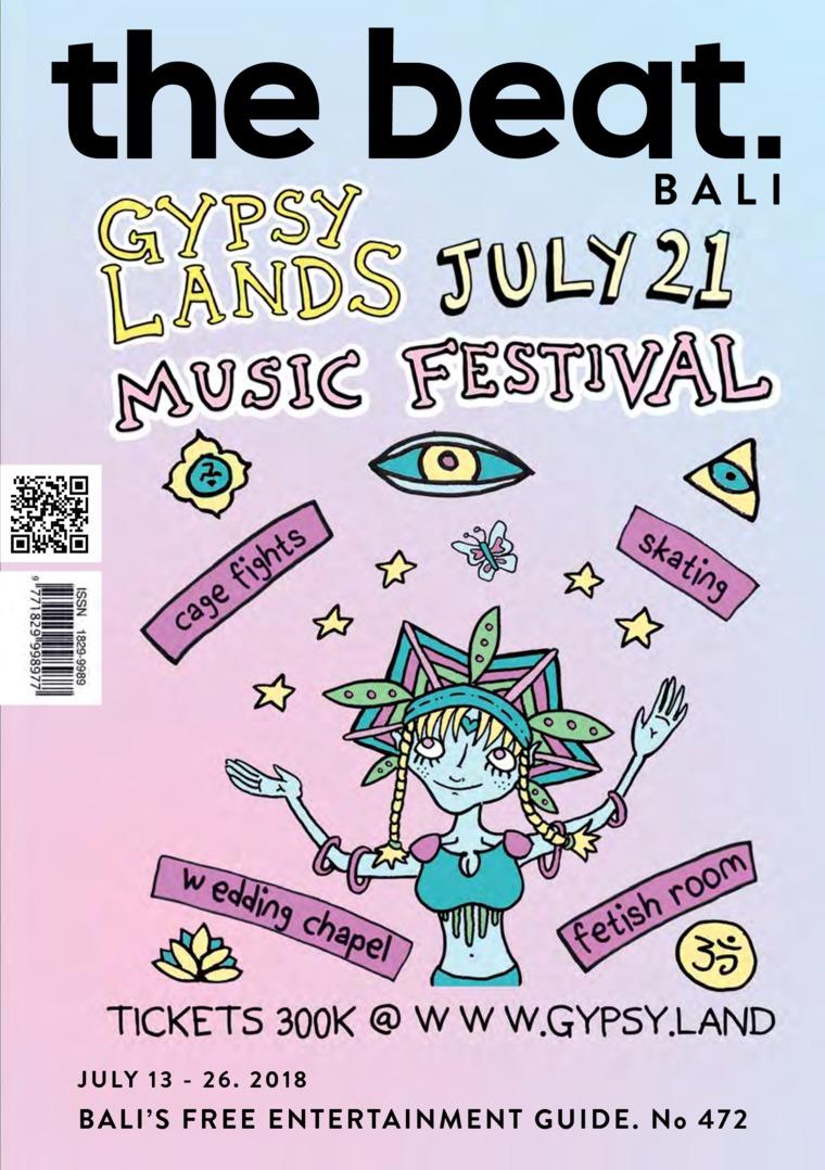The beat Digital Magazine ED 472 July 2018