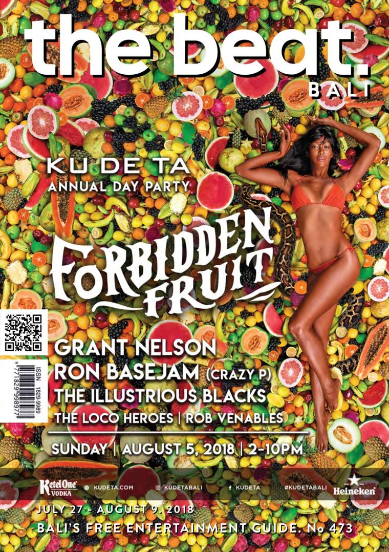The beat Digital Magazine ED 473 July 2018