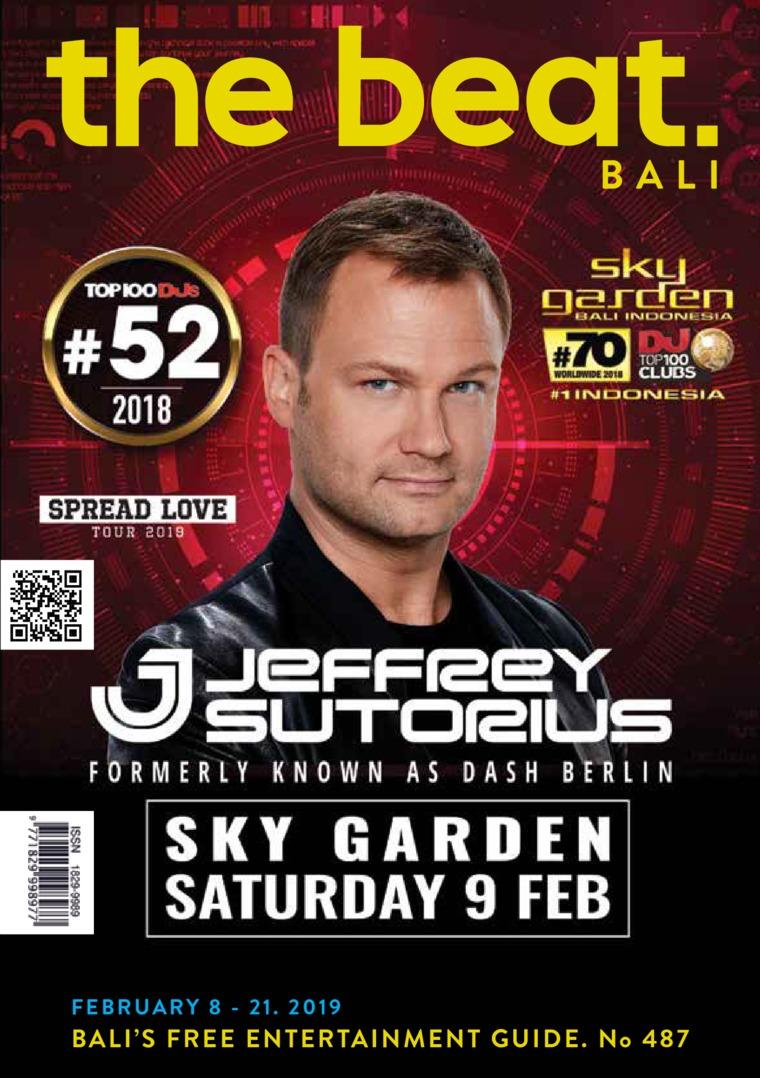 Majalah Digital the beat ED 487 Februari 2019