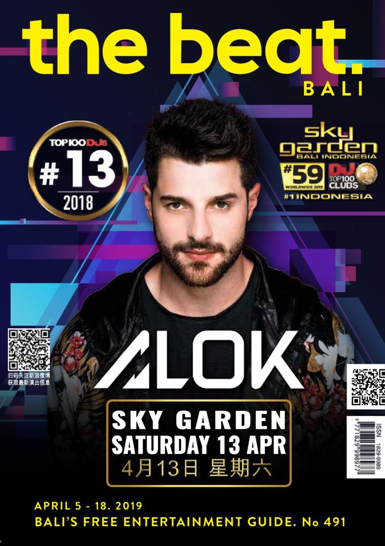 Majalah Digital the beat ED 491 April 2019