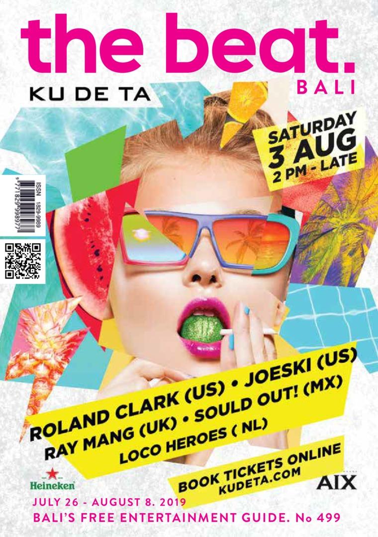 The beat Digital Magazine ED 499 July 2019