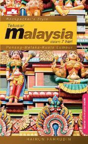 Cover Backpacker's Style: Telusur Malaysia Dalam 7 hari oleh