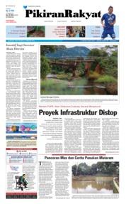 Cover Pikiran Rakyat 21 Februari 2018