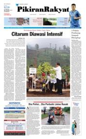 Pikiran Rakyat Cover 23 February 2018