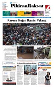 Cover Pikiran Rakyat 24 Februari 2018