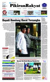 Cover Pikiran Rakyat 12 April 2018