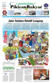 Cover Pikiran Rakyat 13 Juni 2018