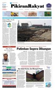 Cover Pikiran Rakyat 12 Juli 2018