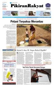 Cover Pikiran Rakyat 09 Agustus 2018