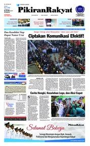 Cover Pikiran Rakyat 21 September 2018