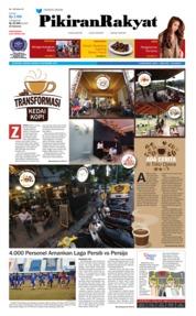 Cover Pikiran Rakyat 23 September 2018