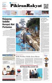 Cover Pikiran Rakyat