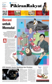 Cover Pikiran Rakyat 16 Desember 2018