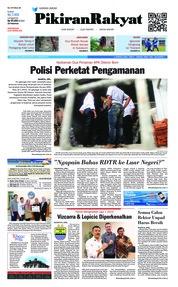 Cover Pikiran Rakyat 10 Januari 2019