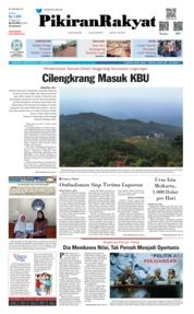 Cover Pikiran Rakyat 14 Februari 2019