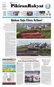 Pikiran Rakyat Cover 05 April 2019