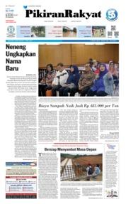 Pikiran Rakyat Cover 11 April 2019