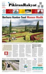 Pikiran Rakyat Cover 26 May 2019