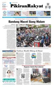 Pikiran Rakyat Cover 27 May 2019