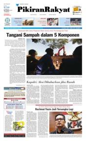 Cover Pikiran Rakyat 26 Juni 2019