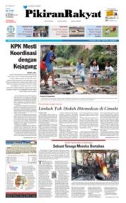 Pikiran Rakyat Cover 12 July 2019