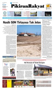 Pikiran Rakyat Cover 19 July 2019