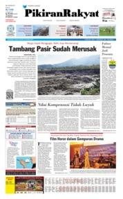 Pikiran Rakyat Cover 08 August 2019