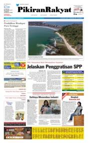 Cover Pikiran Rakyat 24 Agustus 2019