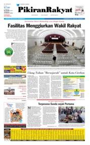 Cover Pikiran Rakyat 02 September 2019