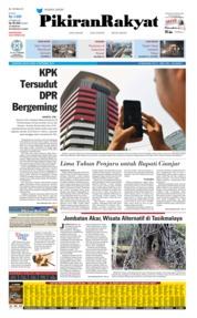 Pikiran Rakyat Cover 10 September 2019