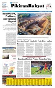 Pikiran Rakyat Cover 11 September 2019