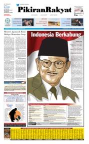 Pikiran Rakyat Cover 12 September 2019