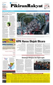 Pikiran Rakyat Cover 16 September 2019