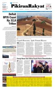 Pikiran Rakyat Cover 08 October 2019