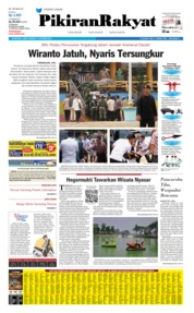 Pikiran Rakyat Cover 11 October 2019