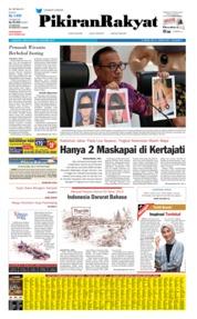 Pikiran Rakyat Cover 12 October 2019