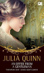 Cover The Bridgerton's: An Offer From A Gentleman - Tawaran dari Sang Gentleman oleh Julia Quinn