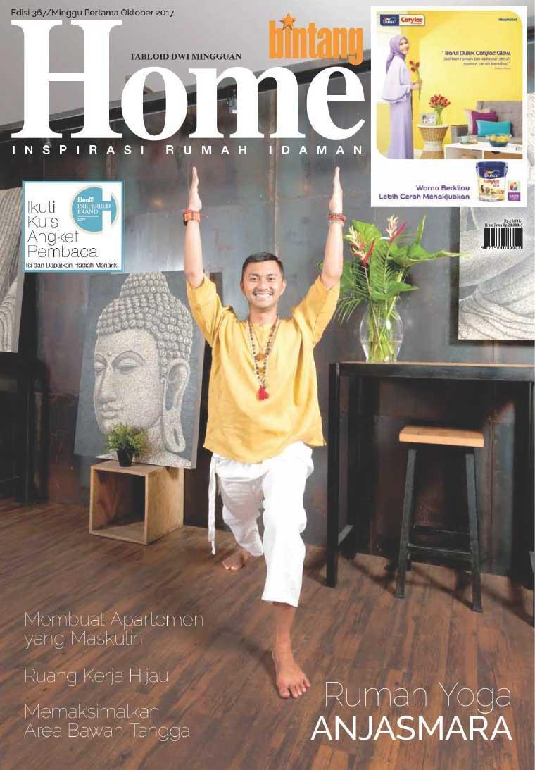 Majalah Digital bintang Home ED 367 Oktober 2017